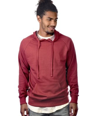 Cotton Heritage M2630 French Terry Pullover Hoodie Spice