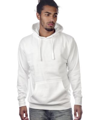 Cotton Heritage M2600 Prem. Pullover Hoodie—Vint White