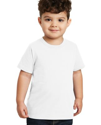 Port & Company PC450TD   Toddler Fan Favorite Tee White