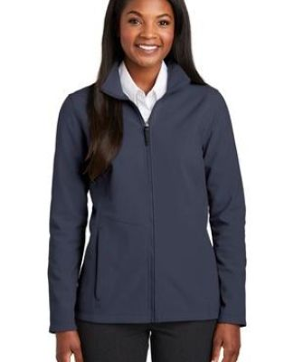 Port Authority Clothing L901 Port Authority  Ladies Collective Soft Shell Jacket Catalog