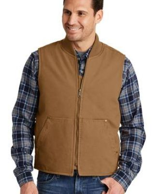 Cornerstone CSV40 CornerStone Washed Duck Cloth Vest Catalog