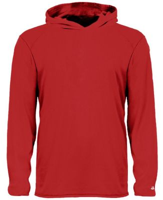 Badger Sportswear 2105 B-Core Long Sleeve Youth Hood Tee Catalog