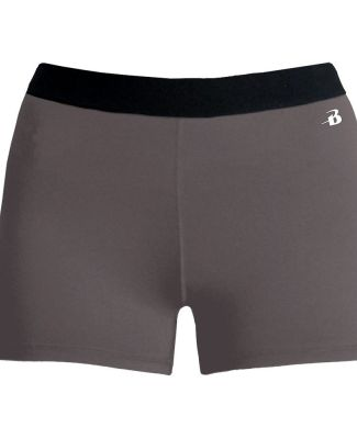 Badger Sportswear 2629 Girls Pro-Compression Shorts Catalog