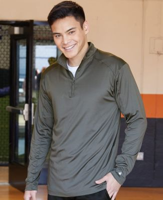 Badger Sportswear 4280 Quarter-Zip Lightweight Pullover Catalog