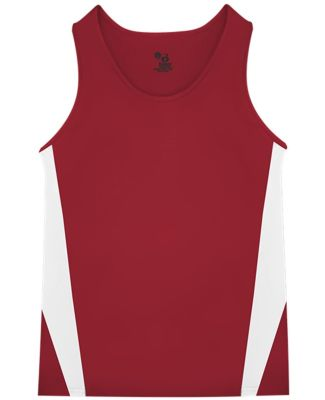 Badger Sportswear 8667 Stride Singlet Catalog