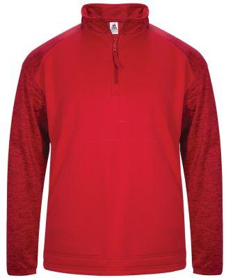 Badger Sportswear 1488 Sport Tonal Blend Fleece Long Sleeve Quarter-Zip Catalog