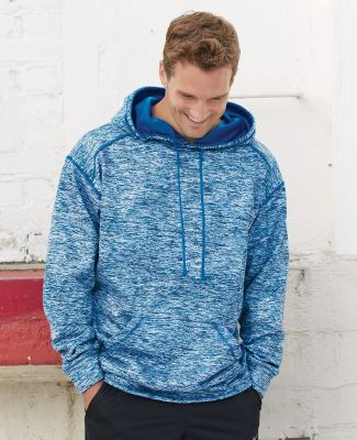 Badger Sportswear 1463 Blend Polyester Fleece Performance Hooded Sweatshirt Catalog