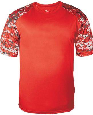 Badger Sportswear 2152 Digital Camo Youth Sport T-Shirt Catalog