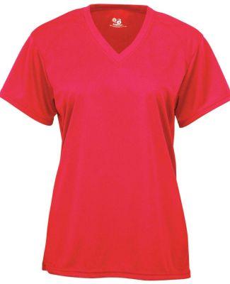 Badger Sportswear 2162 B-Core Girl's V-Neck T-Shirt Catalog