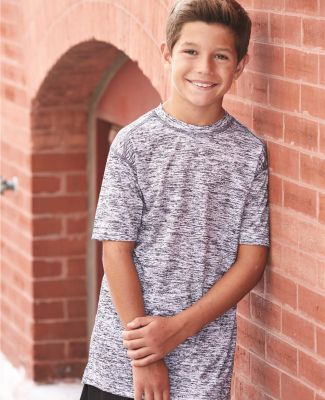 Badger Sportswear 2191 Blend Youth Short Sleeve T-Shirt Catalog