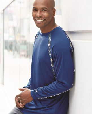 Badger Sportswear 4155 Digital Camo Hook Long Sleeve T-Shirt Catalog