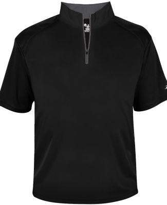 Badger Sportswear 4199 B-Core Short Sleeve 1/4 Zip Tee Catalog