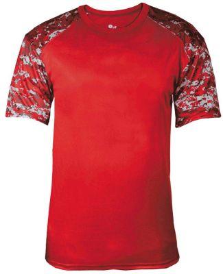 Badger Sportswear 4526 Digital Camo Battle Sport T-Shirt Catalog