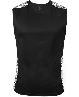 Badger Sportswear 4532 Digital Camo Battle Sleeveless T-Shirt Catalog