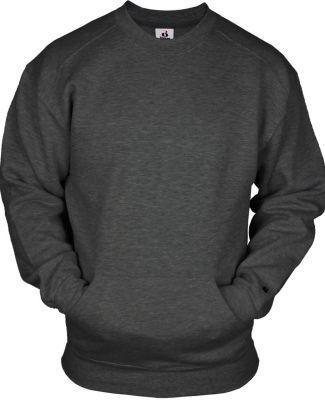 Badger Sportswear 1252 Pocket Crewneck Sweatshirt Catalog