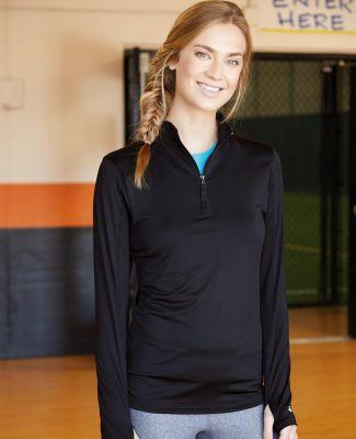 Badger Sportswear 4286 Women's Quarter-Zip Lightweight Pullover Catalog