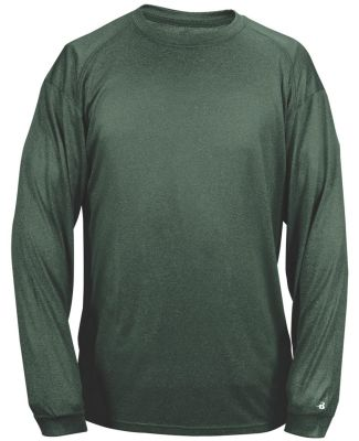 Badger Sportswear 4304 Pro Heather Long Sleeve T-Shirt Catalog