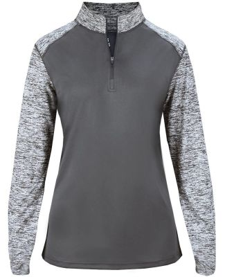 Badger Sportswear 4198 Sport Blend Women's 1/4 Zip Catalog