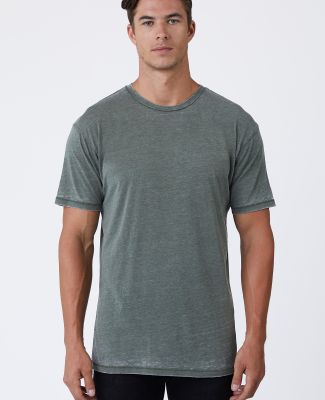 Cotton Heritage MC1081 Mens Burnout Tee Catalog