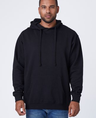 Cotton Heritage M2500 LIGHT PULLOVER HOODIE Black