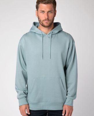 Cotton Heritage M2500 LIGHT PULLOVER HOODIE Agave