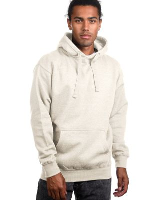 Cotton Heritage M2580 PREMIUM PULLOVER HOODIE Oatmeal Heather