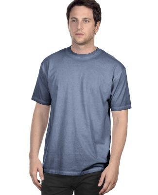Cotton Heritage MC1042 Mens Oil Wash Tee Insignia