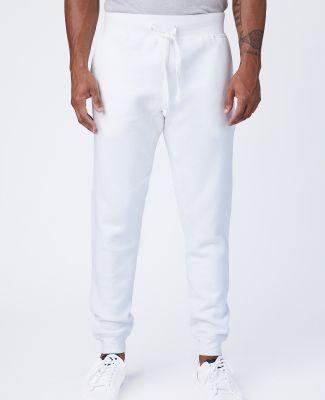 Cotton Heritage M7580 PREMIUM JOGGER White