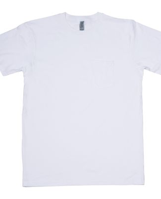 Cotton Heritage MC1220 Premium Pocket Tee White