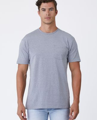 Cotton Heritage MC1220 Premium Pocket Tee Catalog