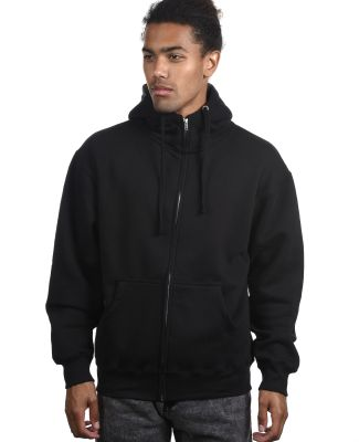 Cotton Heritage M2780 PREMIUM FULL-ZIP HOODIE Black