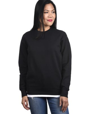 Cotton Heritage M2480 PREMIUM CREW NECK Black