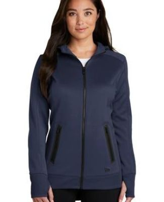 New Era Apparel LNEA522 New Era  Ladies Venue Fleece Full-Zip Hoodie Catalog