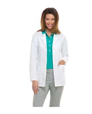 Dickies Medical 84406/Missy Fit Lab Coat Dickies White