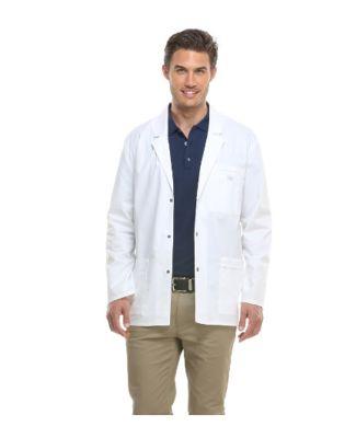 Dickies Medical 81403/Men'S Lab Coat Dickies White