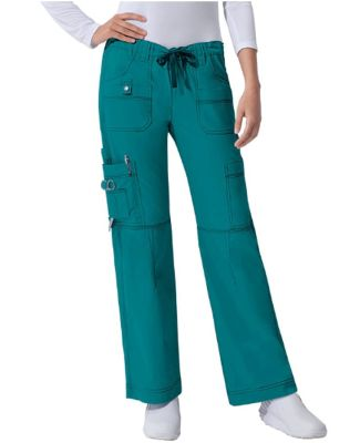 Dickies Medical 857455 / Youtility Contrast Stitch Teal