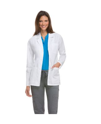 Dickies Medical 84401/Consult Lab Coat Dickies White