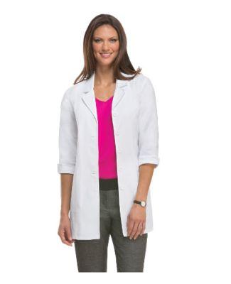Dickies Medical 84407/Missy Fit Jacket Dickies White
