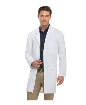 Dickies Medical 83404/Unisex Ipad Coat Dickies White