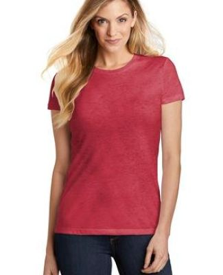 District Clothing DT155 District  Women's Fitted Perfect Tri  Tee Catalog