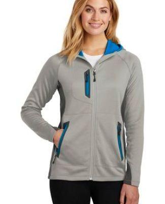 Eddie Bauer EB245   Ladies Sport Hooded Full-Zip Fleece Jacket Catalog