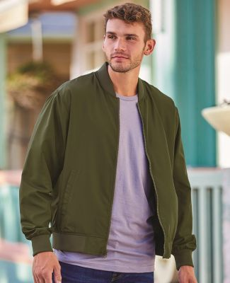 Independent Trading Co. EXP52BMR Lightweight Bomber Jacket Catalog