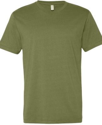 AA1070 Alternative Apparel Basic T-shirt ARMY