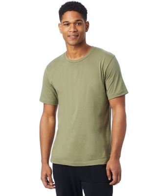 AA1070 Alternative Apparel Basic T-shirt MILITARY