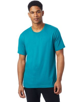 AA1070 Alternative Apparel Basic T-shirt TEAL