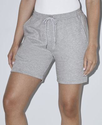 American Apparel RSA54239W Unisex California Fleece Gym Short  Catalog