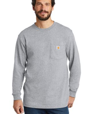 CARHARTT K126 Carhartt  Workwear Pocket Long Sleeve T-Shirt Catalog
