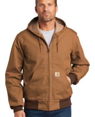CARHARTT J131 Carhartt  Tall Thermal-Lined Duck Active Jac Catalog