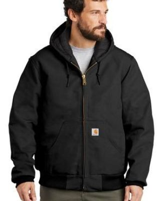 CARHARTT 103940 Carhartt  Quilted-Flannel-Lined Duck Active Jac Catalog