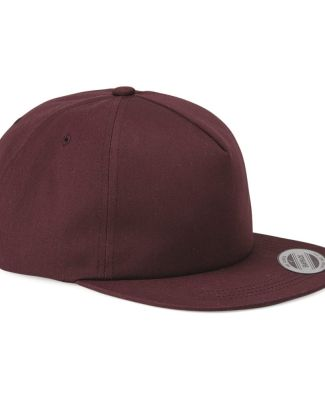 Yupoong-Flex Fit 6502 Unstructured Five-Panel Snapback Cap Catalog
